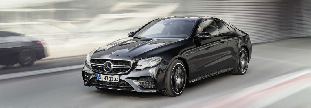 2019 Mercedes Benz E Class Coupe And Cabriolet Updates And Changes