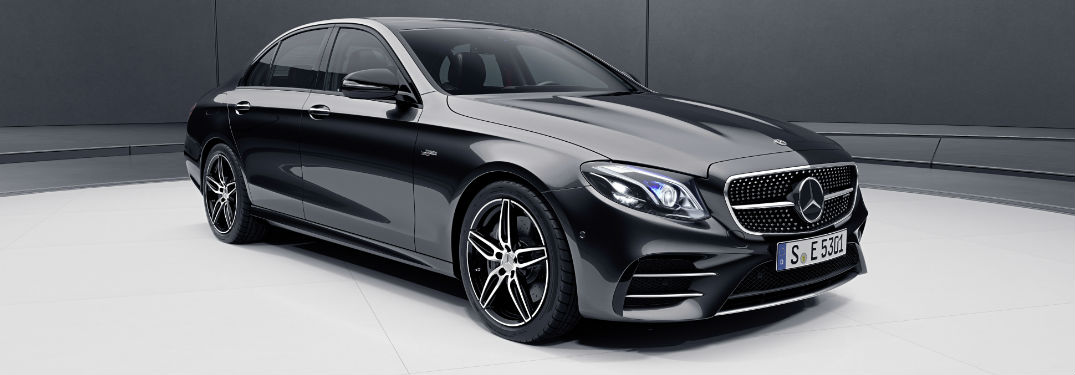 First National Fleet And Lease >> 2019 Mercedes-AMG® E-Class Sedan Changes and Upgrades