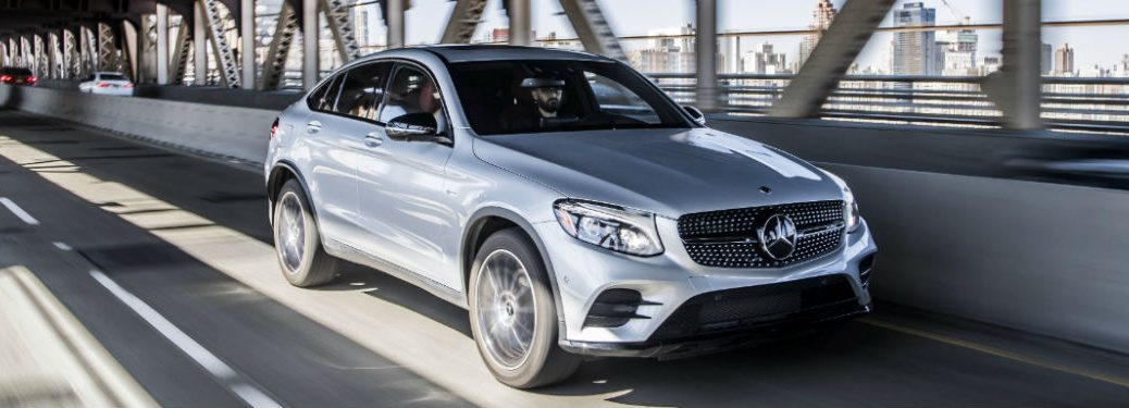 2018 mercedes-benz amg glc 43 coupe