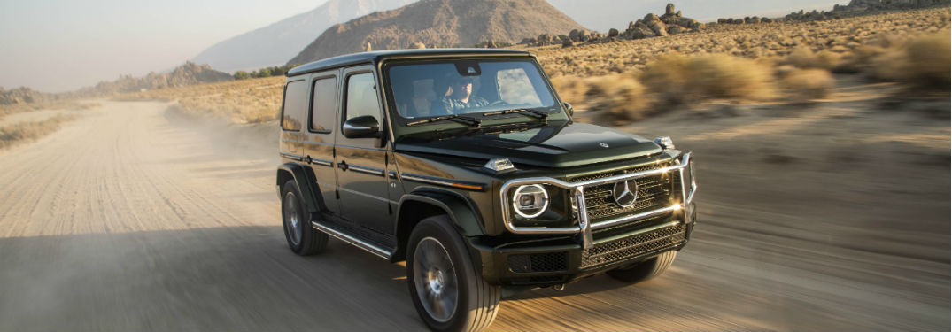 The 2019 Mercedes Benz G Cl Leaves