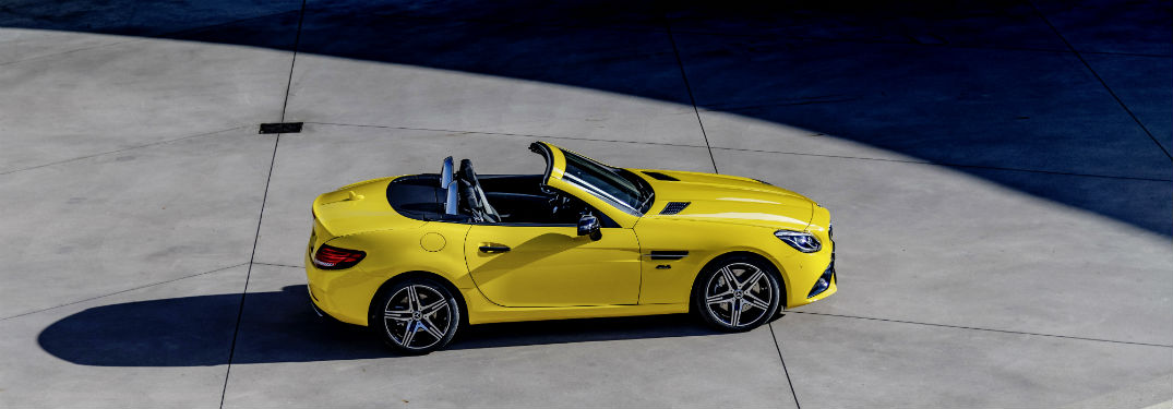 2020 Mercedes Benz Slc Roadster Review Specs Changes