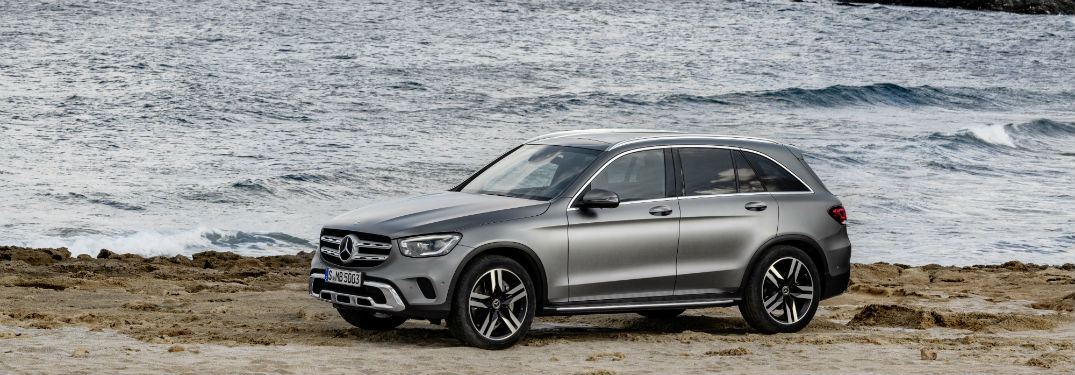 What's new for the 2020 Mercedes-Benz GLC SUV?