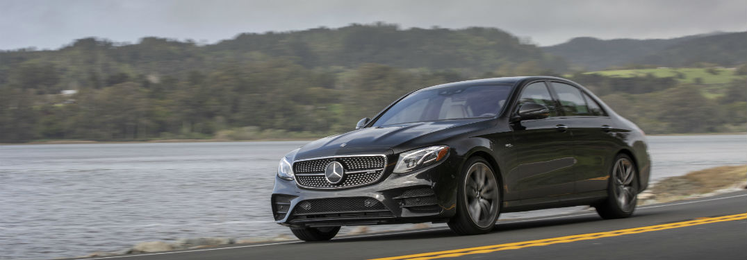 What packages are included in the 2019 Mercedes-Benz E-Class?