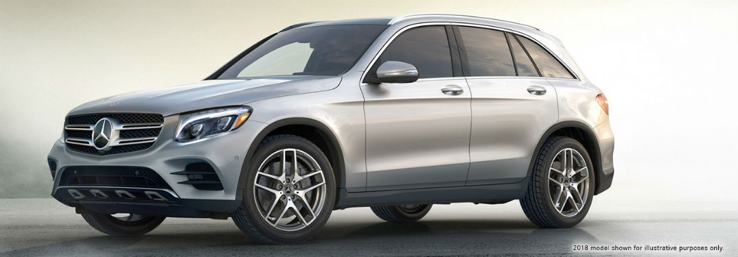 2019 Mercedes-Benz GLC available appearance packages