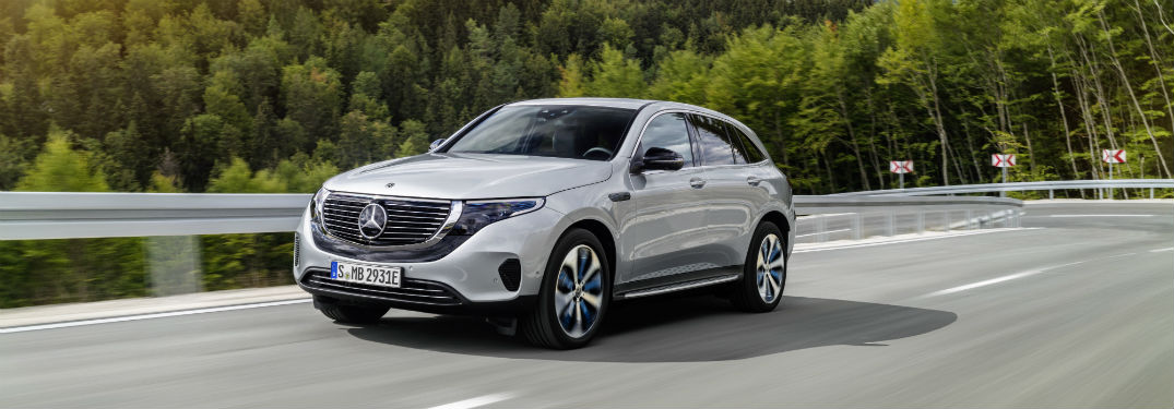 When will the 2020 Mercedes-Benz EQC 400 4MATIC®* be released?