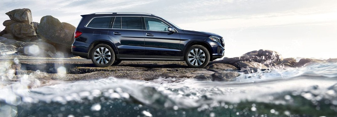 Package Options for the 2019 Mercedes-Benz GLS