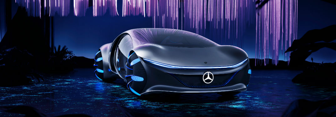 The Story Behind Mercedes-Benz VISION AVTR