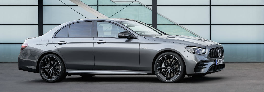Can I get the 2021 Mercedes-Benz E-Class in red?