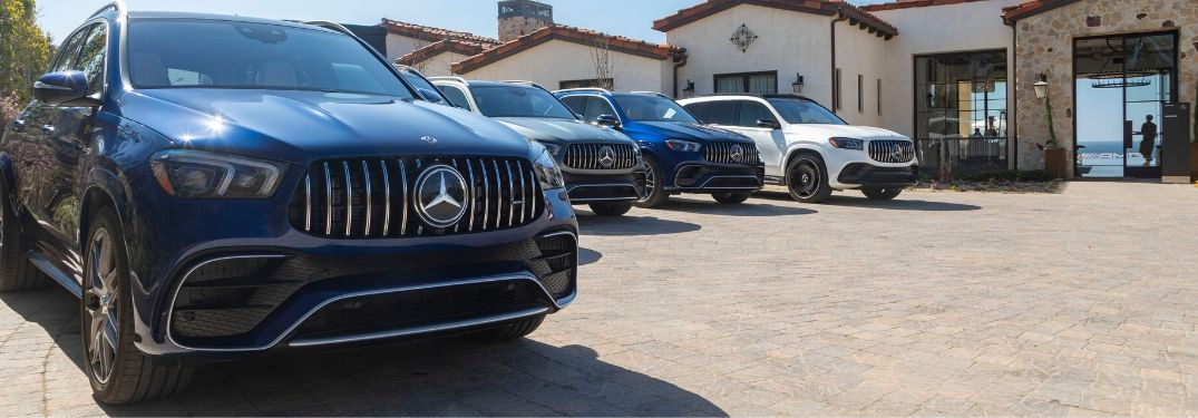 Which 2021 Mercedes-Benz SUV is right for you?