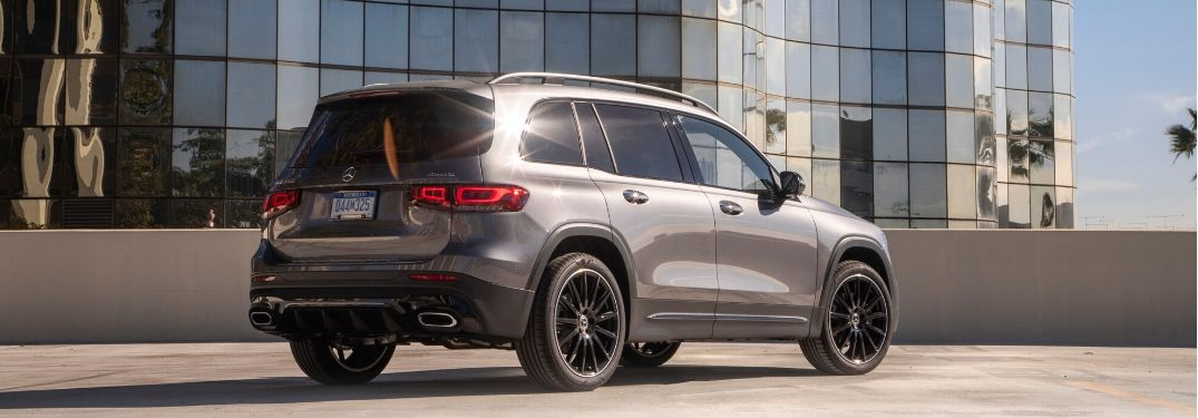 Top 5 reasons to get a Mercedes-Benz GLB in Peoria, AZ