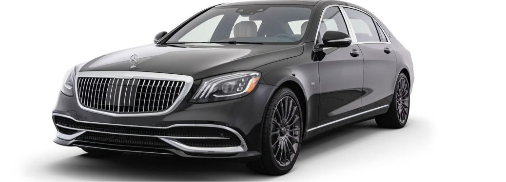 2021 MB Maybach Night Edition exterior front fascia driver side
