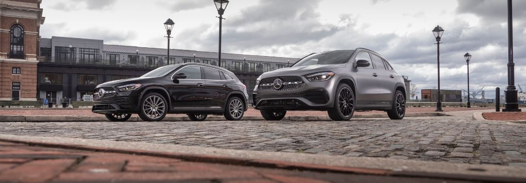 What's the cheapest Mercedes-Benz SUV?