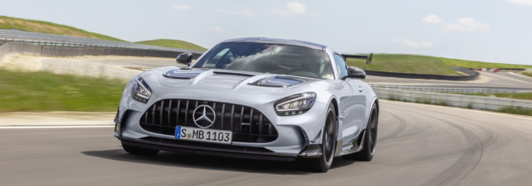 Learn more about the 2021 Mercedes-Benz AMG® GT luxury Coupe