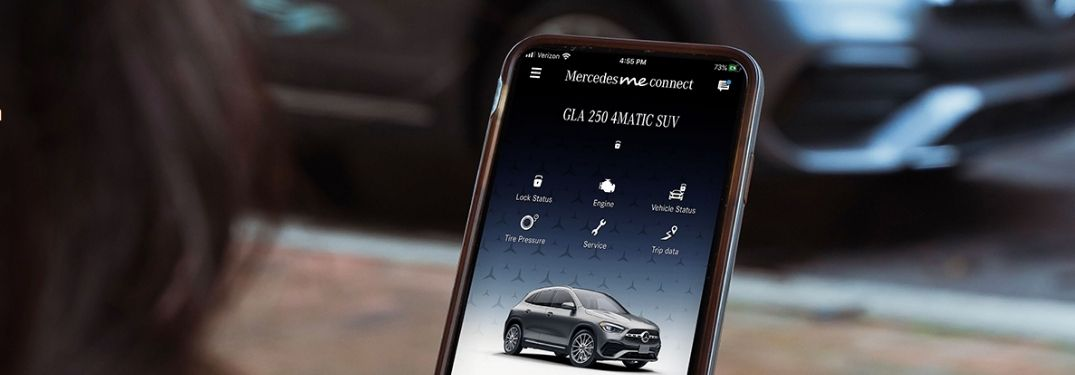 How do I pair my iPhone with my Mercedes-Benz?