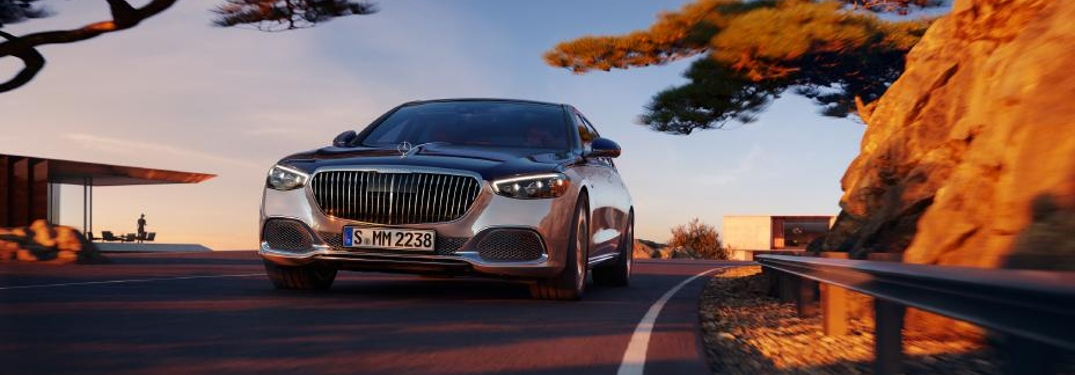 Maybach 100-year special edition reveal