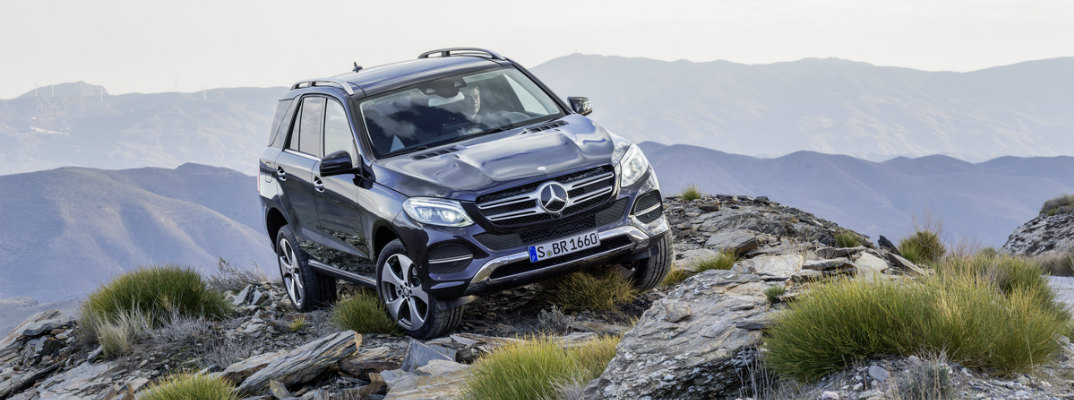 What is the Difference Between the M-Class and the New 2016 Mercedes-Benz GLE-Class?