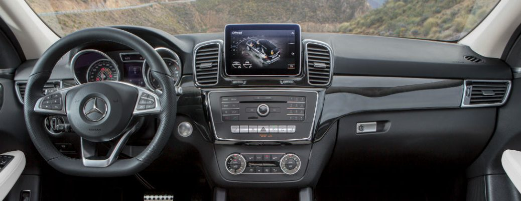 2016 Mercedes-Benz GLE-Class Dynamic Select Features