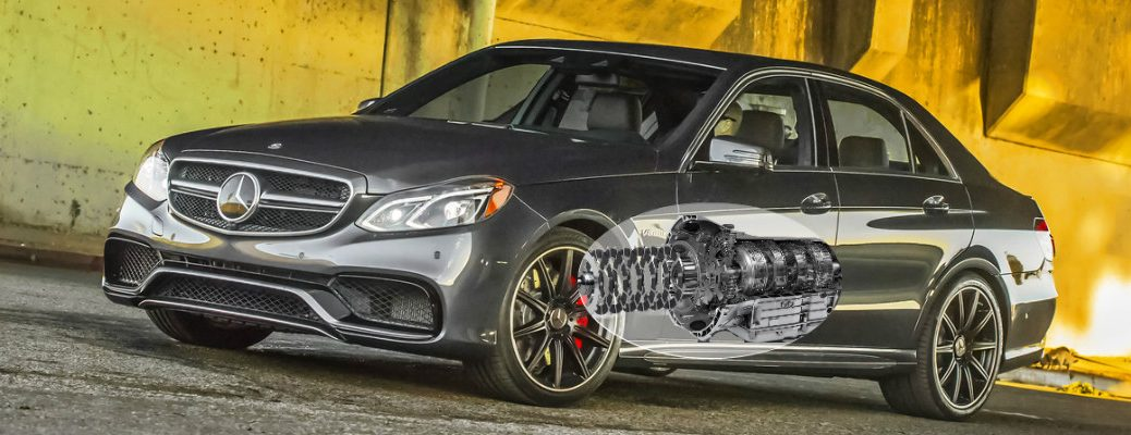 2016 Mercedes-Benz E 63 S AMG SPEEDSHIFT MCT Transmission
