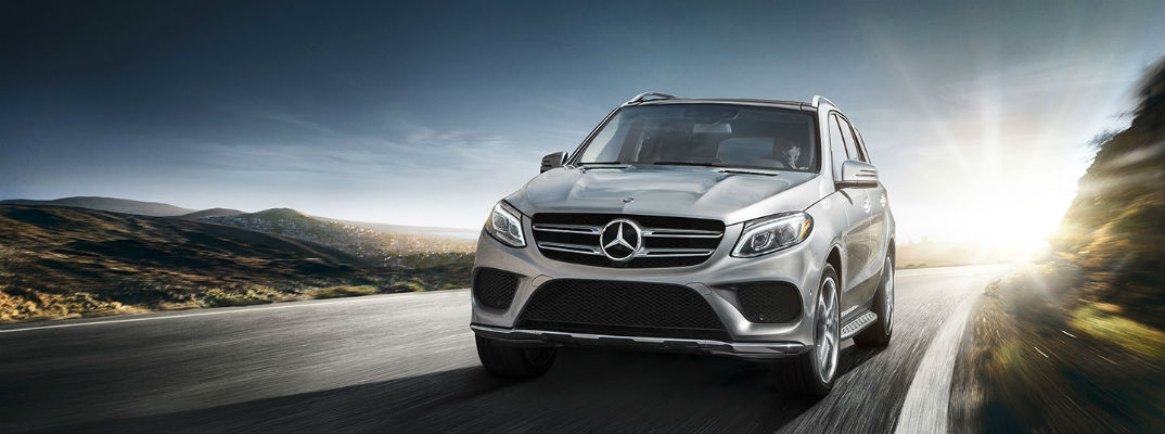 2016 Mercedes-Benz GLE truck of the Year