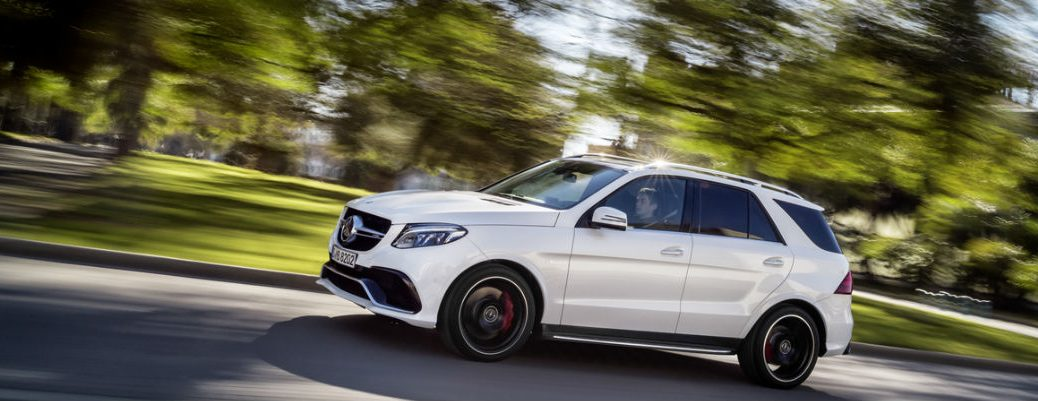 2016 GLE Pricing Information