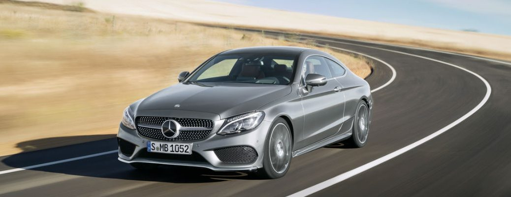 2017 C-Class Coupe New Features