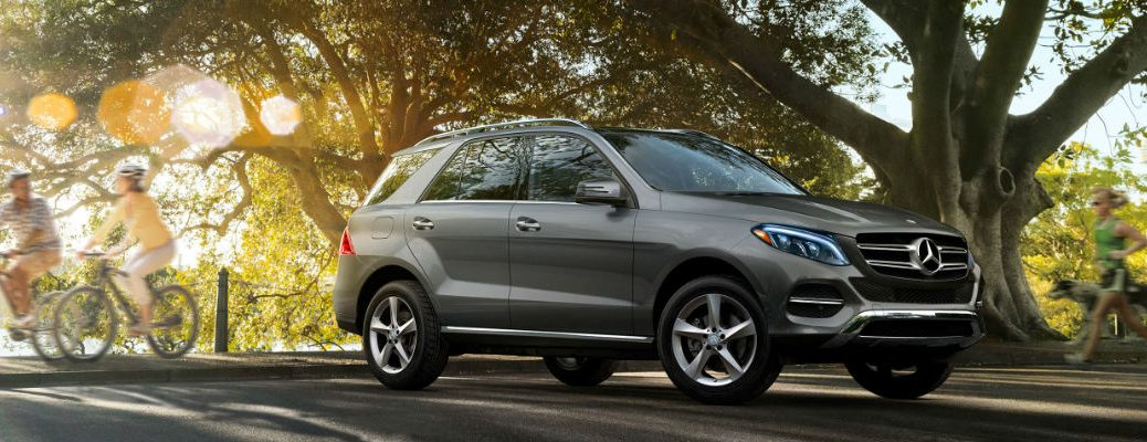Reasons to Buy a New 2016 Mercedes-Benz GLE-Class