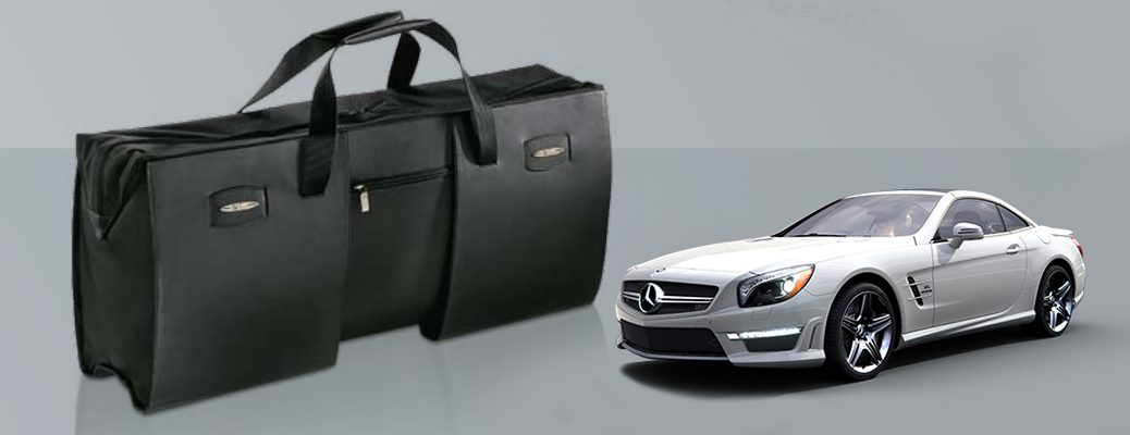 2017 Mercedes-Benz SL-Class Rear Shelf Bag