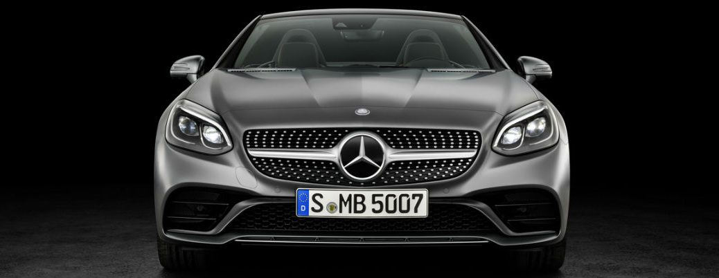 2017 Mercedes-Benz SLC New Exterior Design
