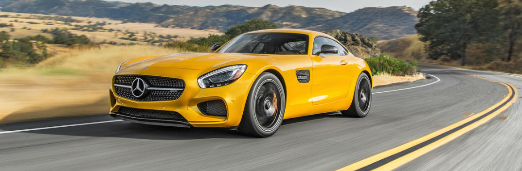 Mercedes-Benz GT S Comparison