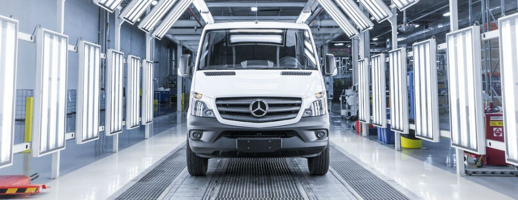2016 Mercedes-Benz Sprinter WORKER Package Options