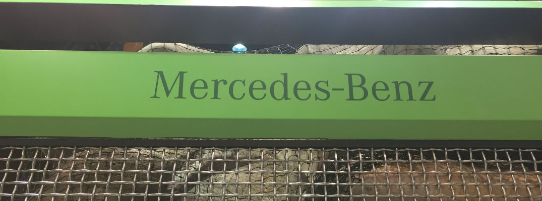 Mercedes-Benz Gallery From Chicago Auto Show 2016