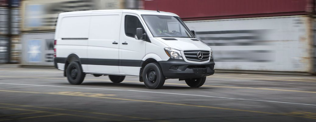 2016 Mercedes-Benz Sprinter WORKER Release Date
