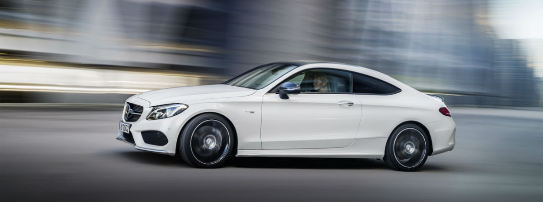 2017 Mercedes-AMG C43 Coupe Preview