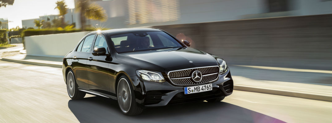 New AMG E-Class for 2017