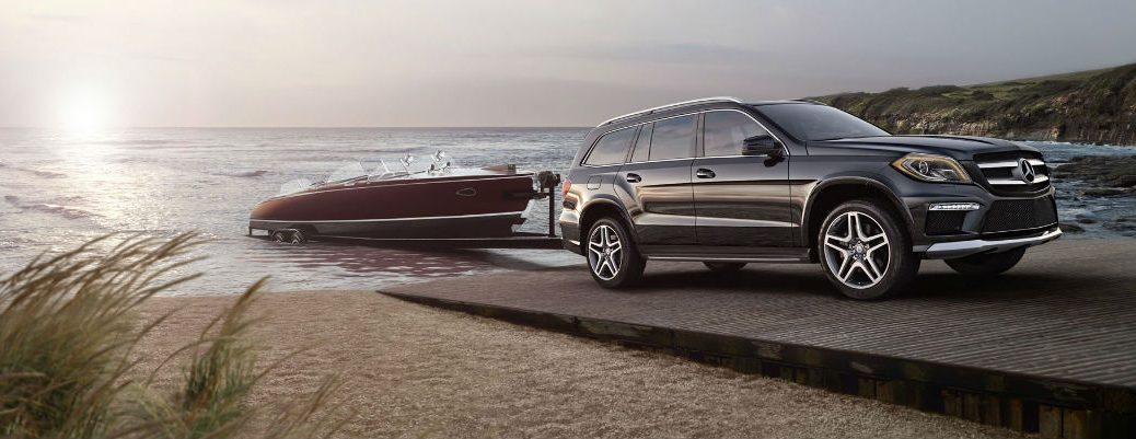 2016 Mercedes-Benz SUV Towing Capacities
