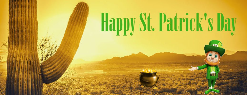 Places to eat on St. Patrick's Day in Scottsdale AZ