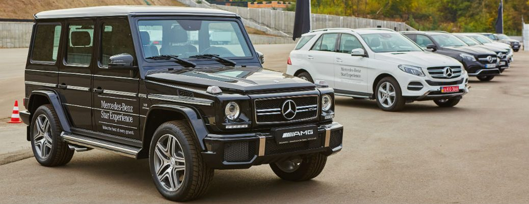 Mercedes-Benz Sport Utility Vehicles