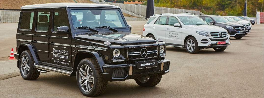 2016 Mercedes Benz Suv Towing Capacities