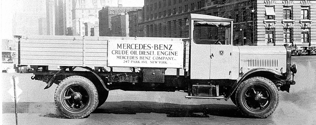 Mercedes-Benz Pickup Truck United States Availability