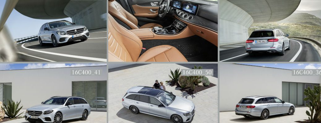2017 Mercedes-Benz E400 4MATIC Wagon Release Date