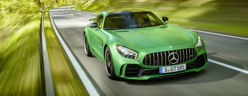 2018 Mercedes-AMG GT R Specifications