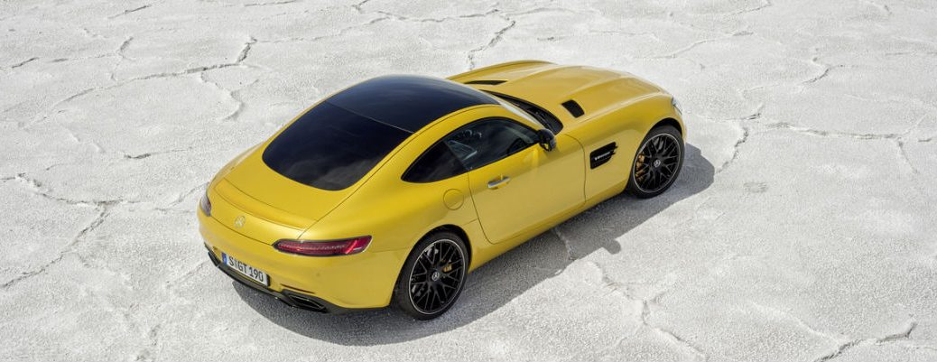 2018 Mercedes-AMG GTC Release Date