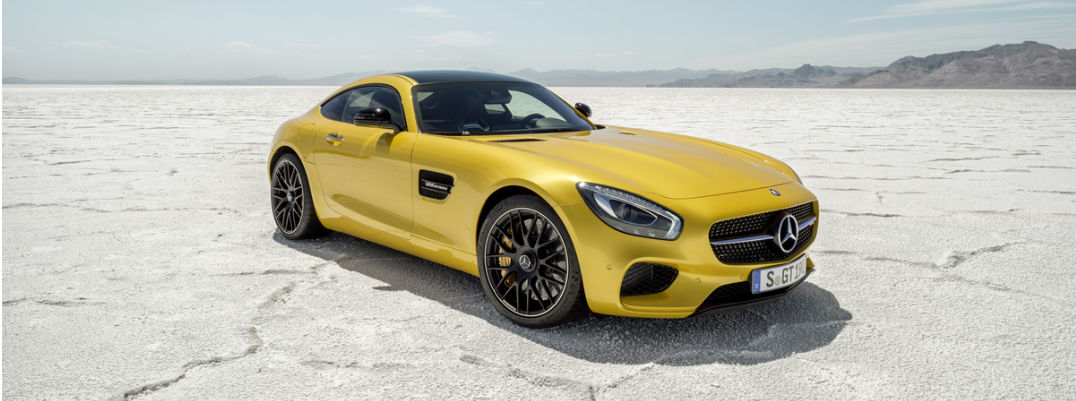 Topless Mercedes-Benz GT C Roadster Photographs!