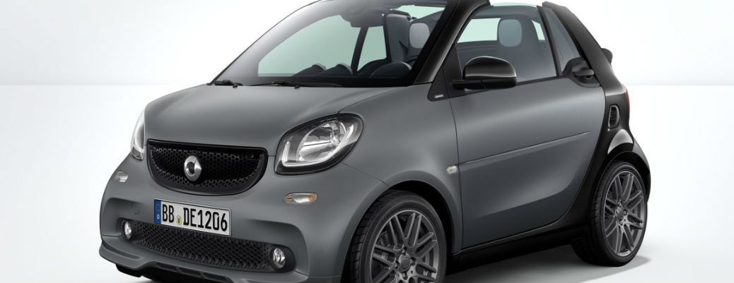 2017 smart fortwo BRABUS Sport Package