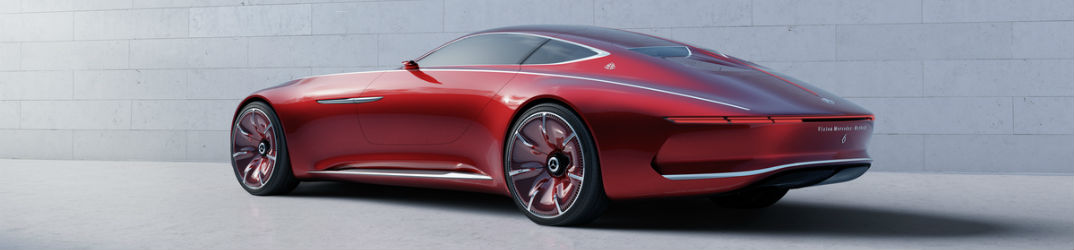 Vision Mercedes-Maybach 6 Horsepower