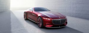 Vision Mercedes-Maybach 6 Picture Gallery