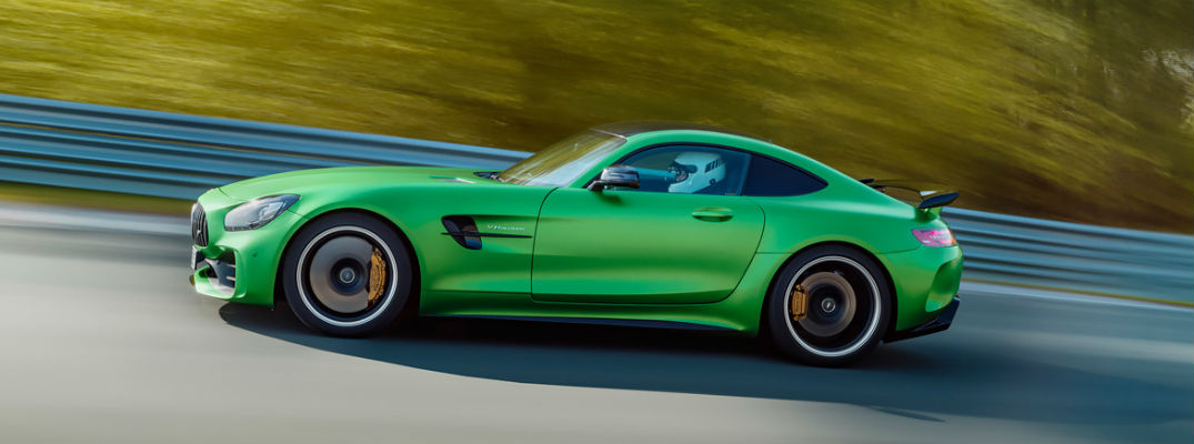 2017 Mercedes-AMG GT R Performance Videos And Reviews