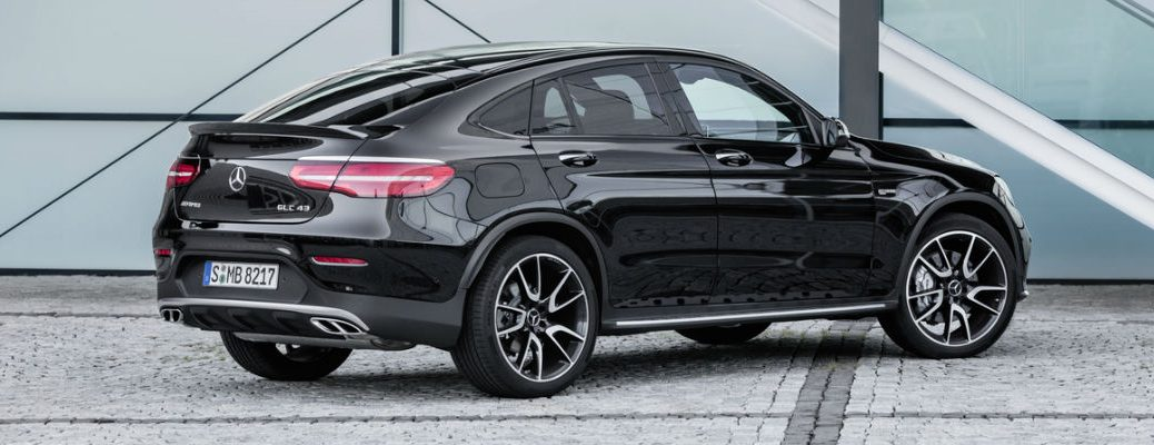 2017 Mercedes-AMG GLC43 Coupe Release Date