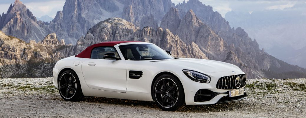 2018 Mercedes-AMG GT Roadster Release Date