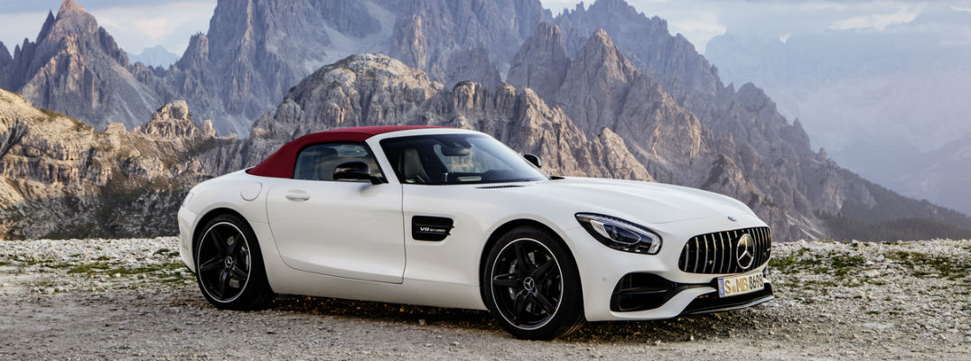 2018 Mercedes-AMG GT Roadster Arriving Next Fall!